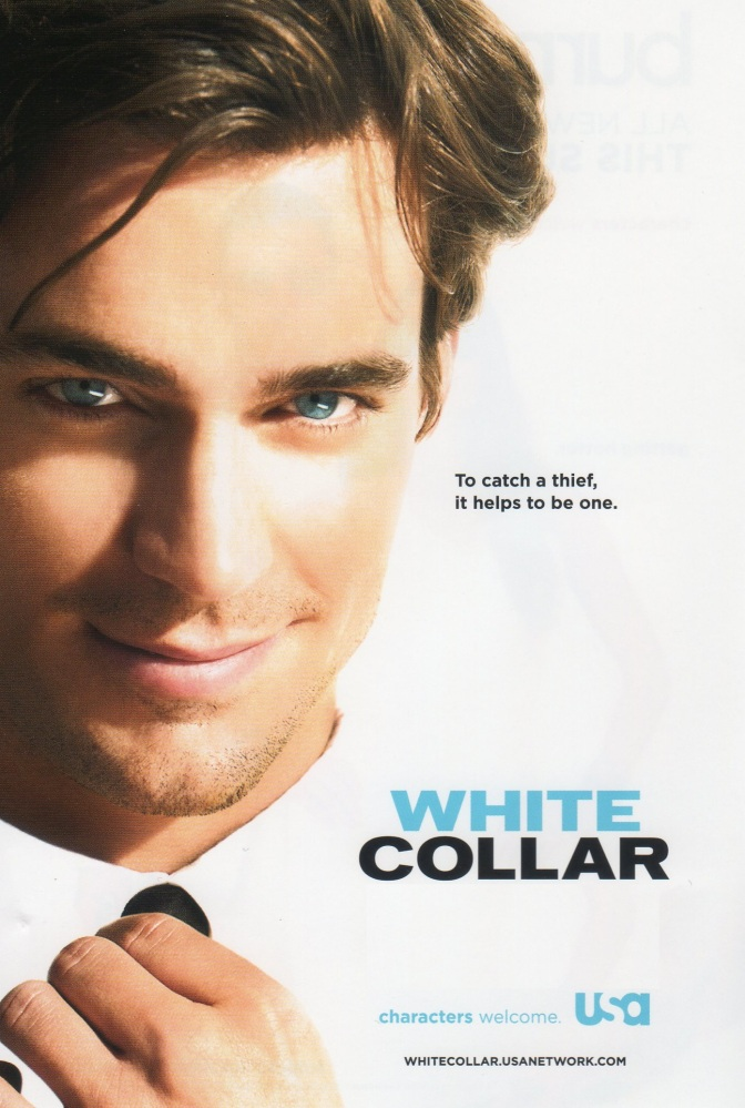 Ten Things I Learnt From White Collar