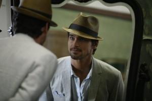 Matt Bomer White Collar S4 Wanted