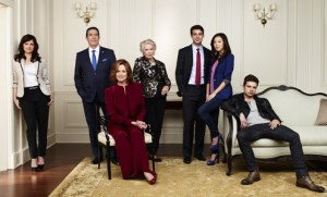 Political Animals cast