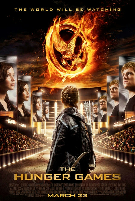 Five Scenes You Didn't See in The Hunger Games Movie