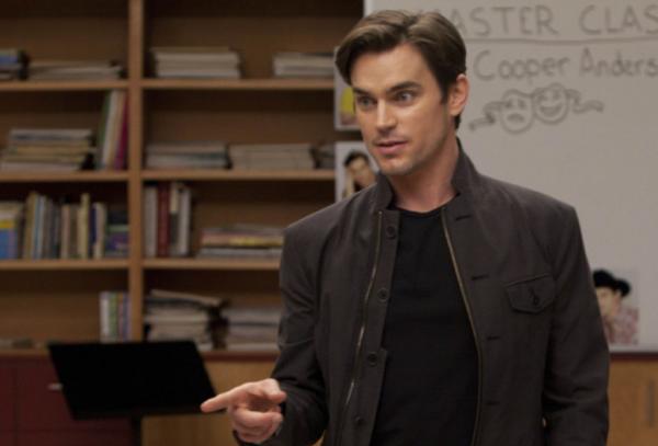 Why Matt Bomer Made Glee Worth Watching (2/2)