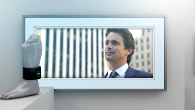 White Collar S3 rejected credits