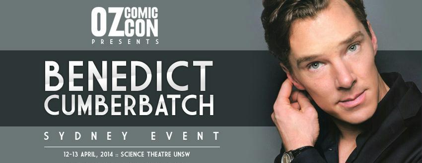 Benedict Cumberbatch and the British Invasion Into My Psyche (1/6)