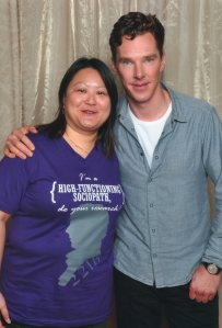 Me and Benedict